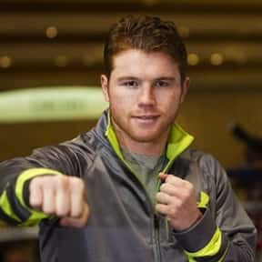 Saúl Álvarez is listed (or ranked) 23 on the list The Best Middleweight Boxers of All Time