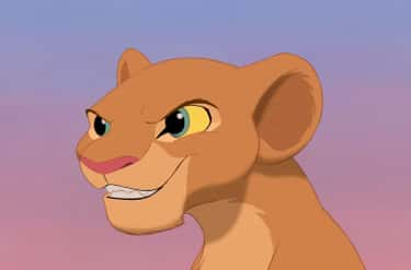 "Nala Means ""Gift"" is listed (or ranked) 2 on the list What All The Character Names In 'The Lion King' Actually Mean"
