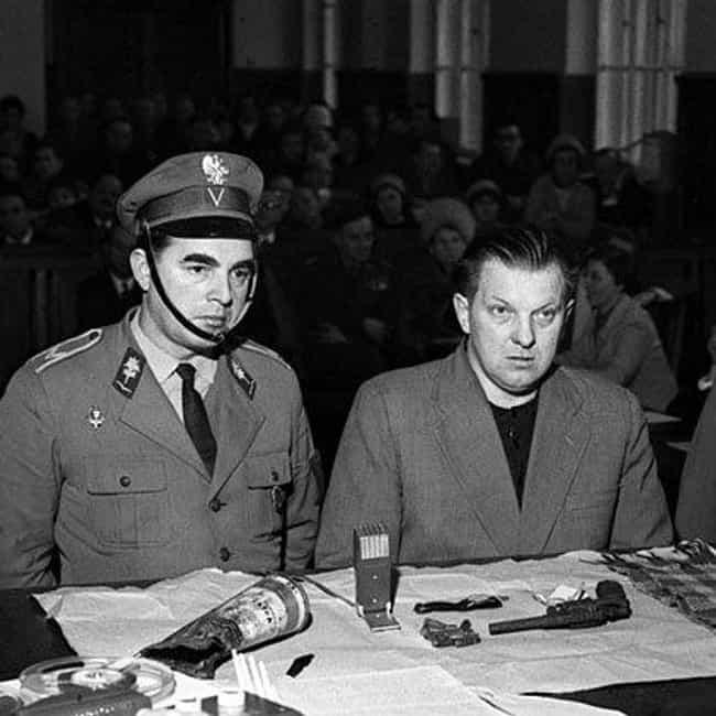 Stanisław Modzelewski is listed (or ranked) 3 on the list Famous Polish Serial Killers
