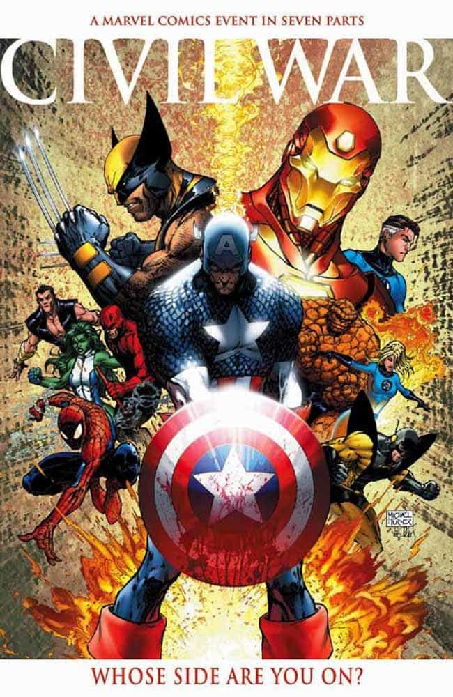 Civil War is listed (or ranked) 1 on the list The Best Avengers Comic Storylines, Ranked