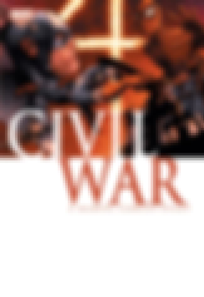 Civil War is listed (or ranked) 1 on the list The Best Marvel Events of the Last Decade