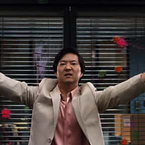 Señor Ben Chang is listed (or ranked) 14 on the list The Best Asian Characters In Movies & TV