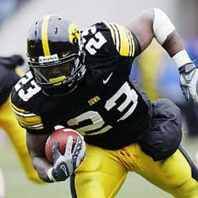 Shonn Greene is listed (or ranked) 2 on the list The Best Iowa Hawkeyes Running Backs of All Time