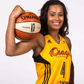 Skylar diggins is listed (or ranked) 23 on the list The Top WNBA Players of All Time
