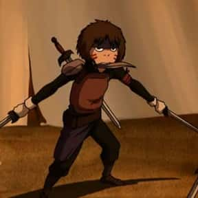 Smellerbee is listed (or ranked) 24 on the list Who Was The MVP Of Avatar: The Last Airbender?