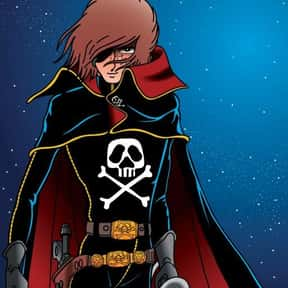 Space Pirate Captain Harlock is listed (or ranked) 12 on the list The Best Anime Like Last Exile