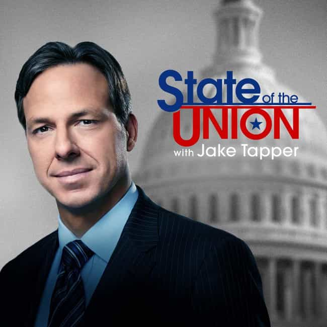 State of the Union with ... is listed (or ranked) 5 on the list The Best Sunday Morning Shows