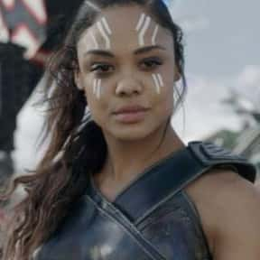 Valkyrie is listed (or ranked) 23 on the list The Best Characters In The Marvel Cinematic Universe