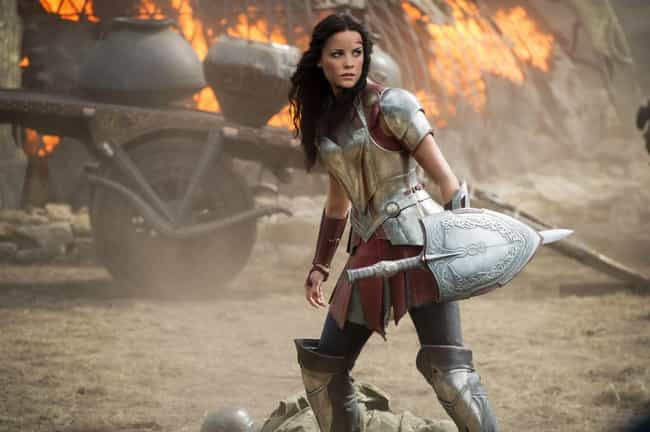 Sif is listed (or ranked) 1 on the list Marvel Characters Who Really Should Have Action Figures
