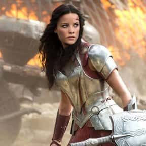 Sif is listed (or ranked) 14 on the list The Best Characters In The Thor Movies