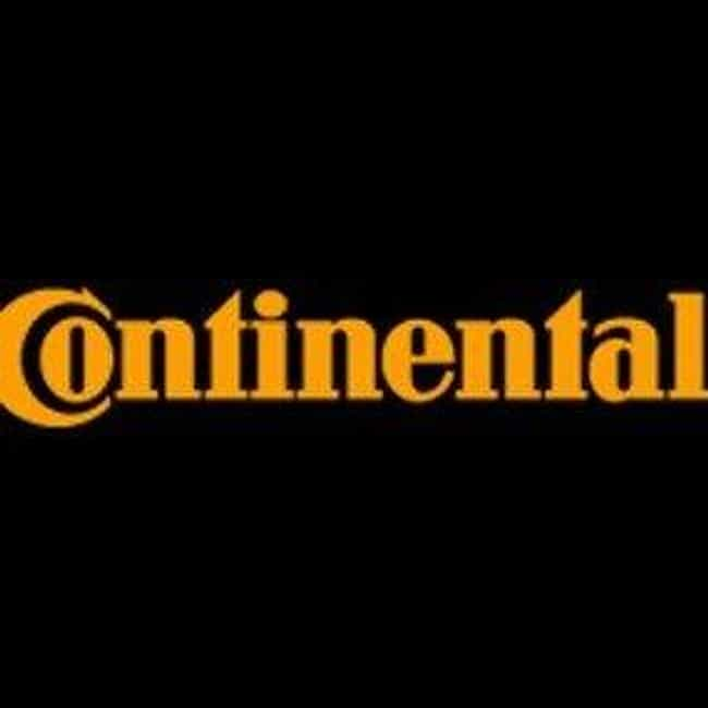Continental is listed (or ranked) 3 on the list The Best Wheels and Tire Brands