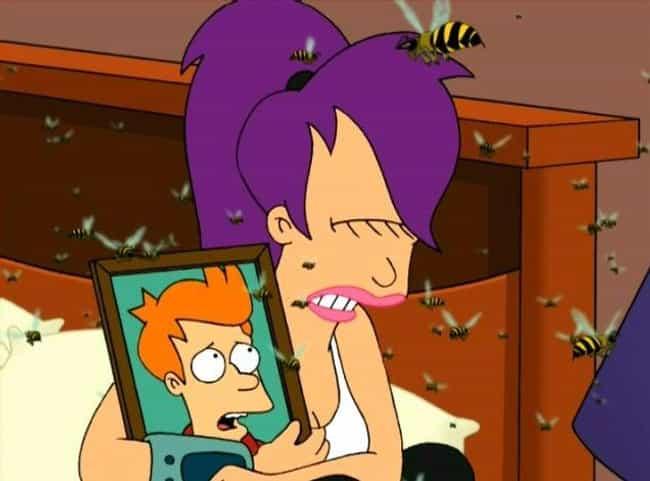 Futurama Christmas Episodes.The Saddest Futurama Episodes That Legit Made You Cry Page 2