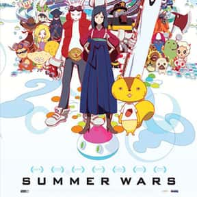 Summer Wars is listed (or ranked) 19 on the list The Best Anime Movies of All Time