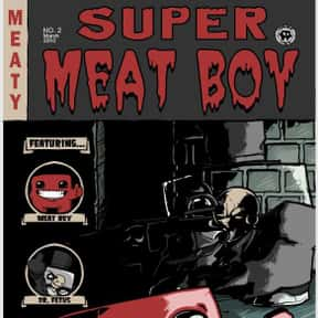 Super Meat Boy is listed (or ranked) 14 on the list The Best Xbox 360 Arcade Games
