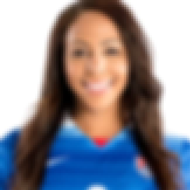 Sydney Leroux is listed (or ranked) 6 on the list America's Hottest Female Athletes