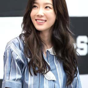 Taeyeon is listed (or ranked) 10 on the list Famous People From South Korea
