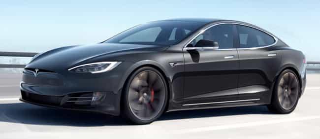 Tesla Model S is listed (or ranked) 2 on the list All Tesla Models, Ranked