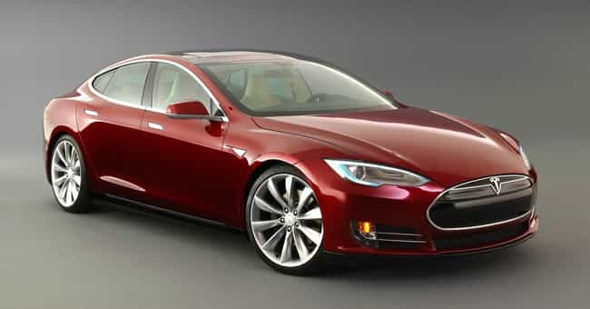 Tesla Model S is listed (or ranked) 3 on the list The Coolest 'Soccer Mom' Cars That Aren't Minivans