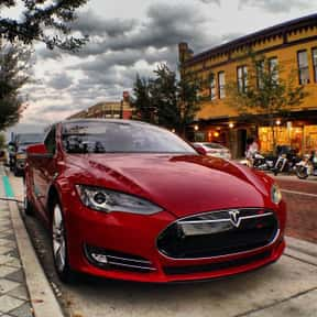 Tesla Model S is listed (or ranked) 11 on the list The Greenest Green Cars