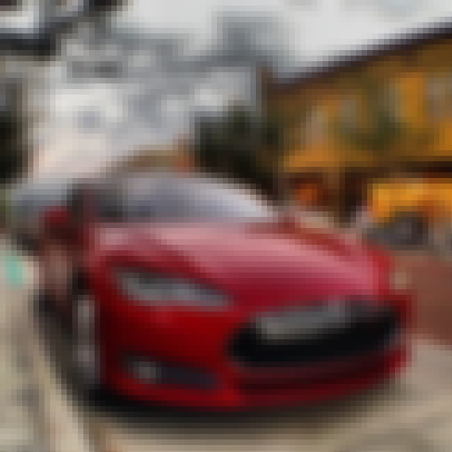 Tesla Model S is listed (or ranked) 4 on the list The Best Road Trip Cars