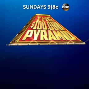 The $100,000 Pyramid is listed (or ranked) 11 on the list The Greatest Game Shows of All Time