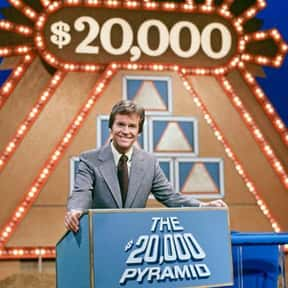 The $20,000 Pyramid is listed (or ranked) 16 on the list The Greatest Game Shows of All Time