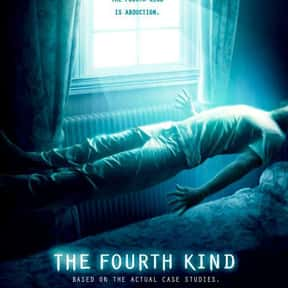 The Fourth Kind is listed (or ranked) 21 on the list The Best Documentaries About Aliens