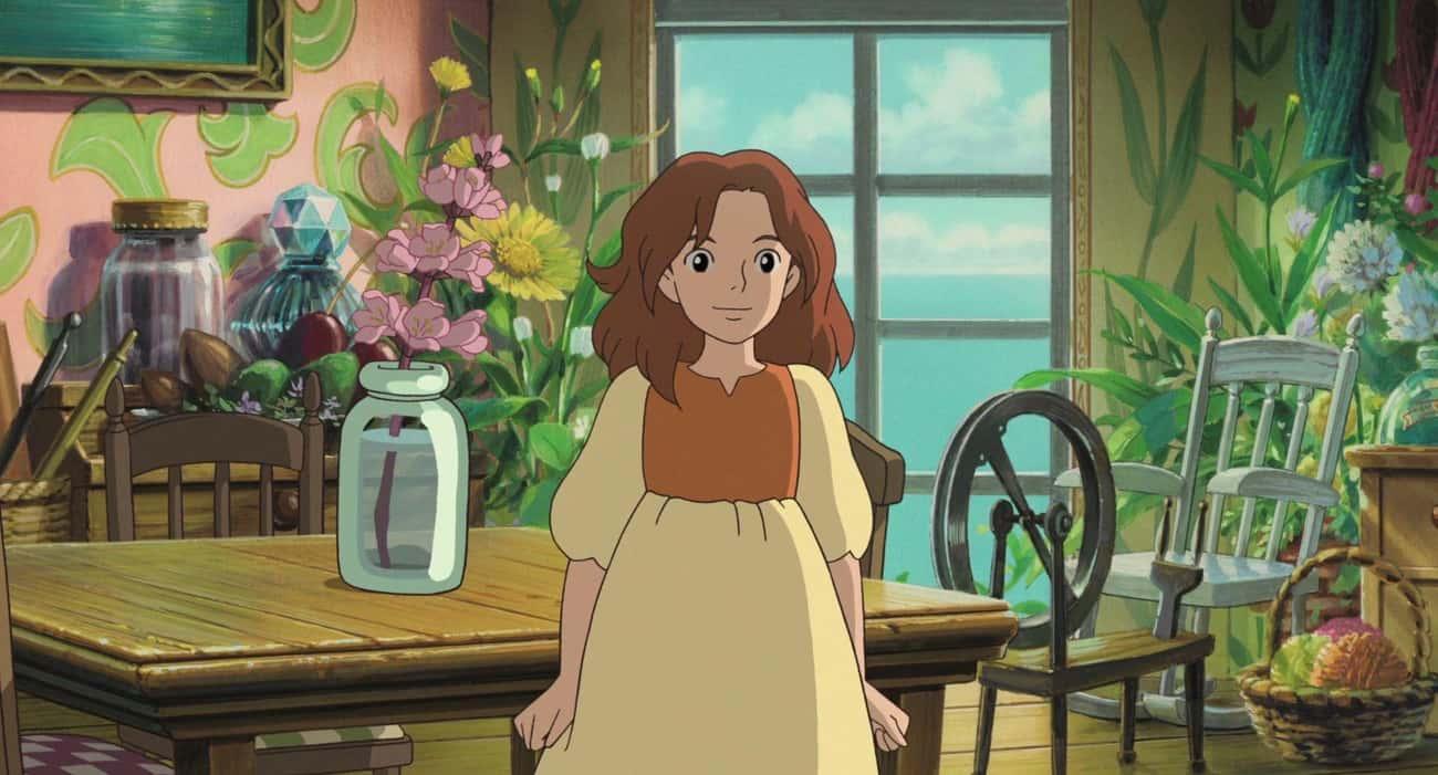 The Secret World of Arrietty is listed (or ranked) 2 on the list The Best Anime Like 'Howl's Moving Castle'