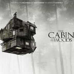 The Cabin in the Woods is listed (or ranked) 10 on the list Horror Movie Set-Ups You'd Least Like to Be Trapped In