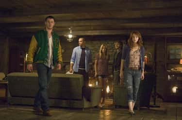 The Cabin In The Woods is listed (or ranked) 2 on the list The Funniest Horror Movies Of The 2010s