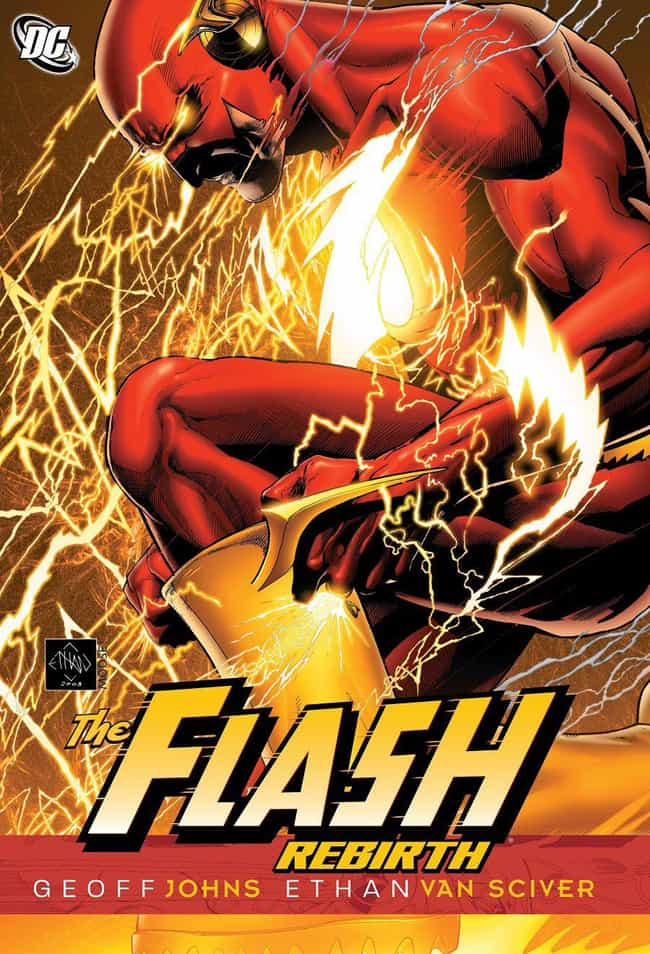 The Flash: Rebirth is listed (or ranked) 2 on the list The Best The Flash Storylines in Comics