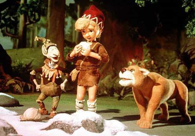 The Life and Adventures ... is listed (or ranked) 4 on the list Those Rankin/Bass Stop-Motion Christmas Stories From Your Youth Are Weirder Than You Remember