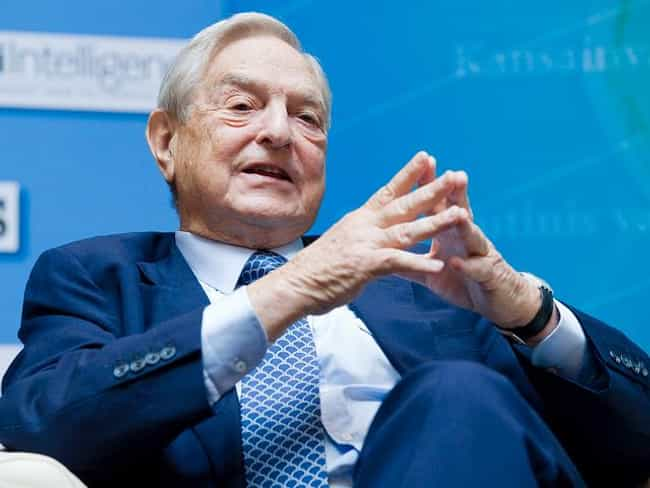 George Soros is listed (or ranked) 3 on the list Famous People Born in 1930