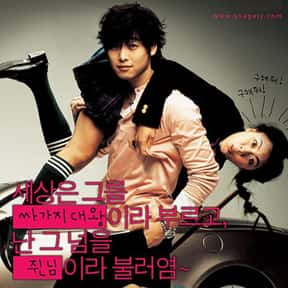 100 Days with Mr. Arrogant is listed (or ranked) 6 on the list The Best Korean Movies About High School Life
