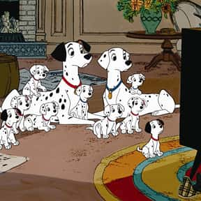 101 Dalmatians is listed (or ranked) 22 on the list The Greatest Kids Movies of the 1990s