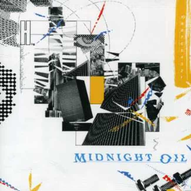 10,9,8,7,6,5,4,3,2,1 is listed (or ranked) 1 on the list The Best Midnight Oil Albums of All Time