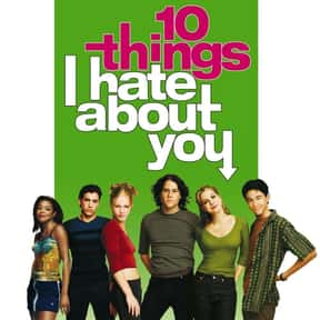 10 Things I Hate About You is listed (or ranked) 1 on the list The Greatest Romantic Comedies Of All Time