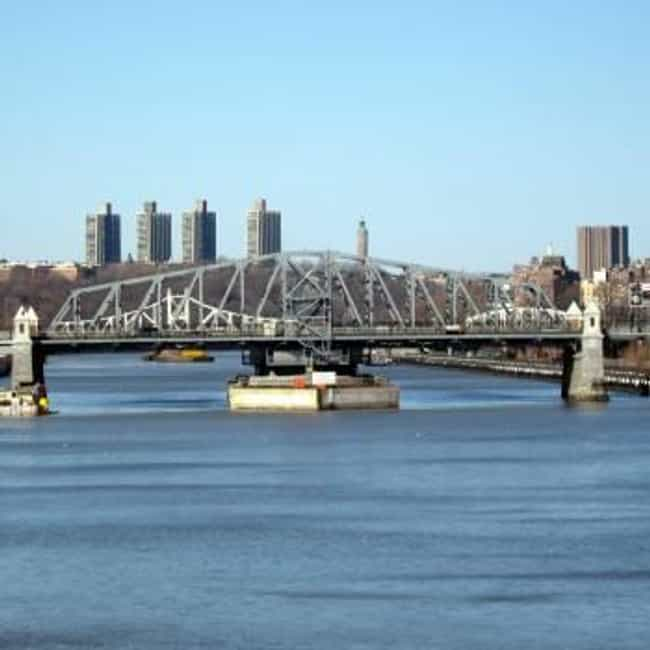 112th Street Bridge is listed (or ranked) 1 on the list Bridges in New York
