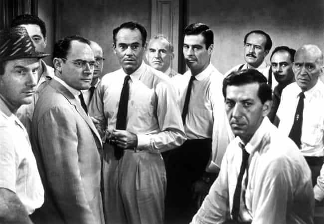 12 Angry Men is listed (or ranked) 2 on the list 28 Great Films That Didn't Win Oscars