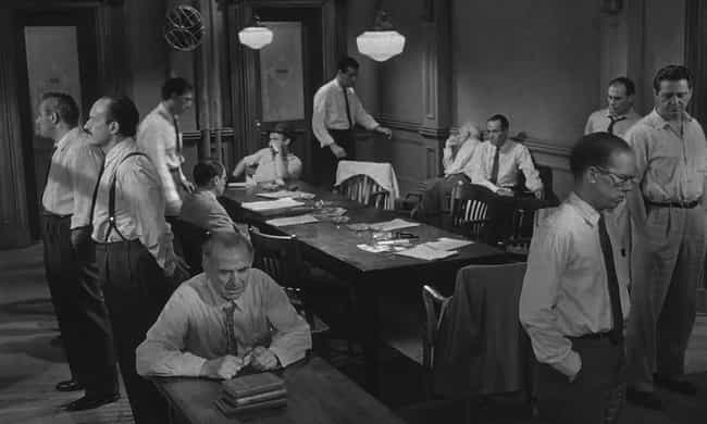 12 Angry Men is listed (or ranked) 4 on the list Great Films That Get Away With Not Explaining Things