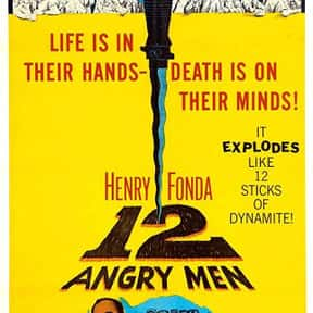 12 Angry Men is listed (or ranked) 2 on the list The Best Courtroom Drama Movies
