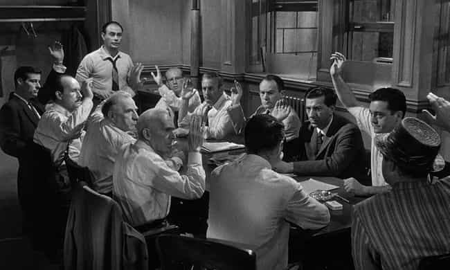 12 Angry Men is listed (or ranked) 1 on the list The Best Movies That (Mostly) Take Place In A Single Location