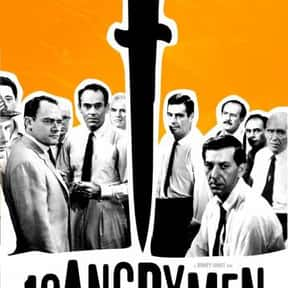 12 Angry Men is listed (or ranked) 2 on the list The Best Oscar-Nominated Movies of the 1950s