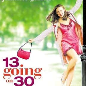13 Going on 30 is listed (or ranked) 24 on the list The Best Teen Romance Movies
