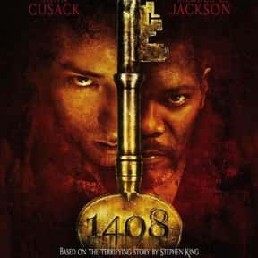 1408 is listed (or ranked) 11 on the list The Best PG-13 Horror Movies