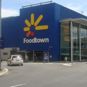 Foodtown is listed (or ranked) 22 on the list Companies Headquartered in New Jersey