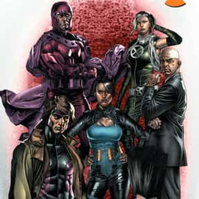 X-Men: Legacy is listed (or ranked) 21 on the list The Best Superhero Teams & Groups