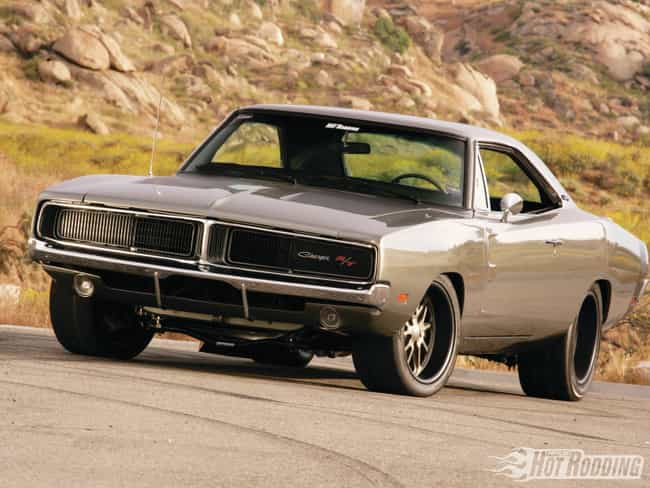 Dodge Charger is listed (or ranked) 4 on the list The Best Muscle Cars
