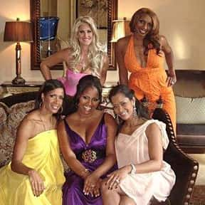 The Real Housewives of Atlanta is listed (or ranked) 3 on the list TV Shows That Should Be Canceled