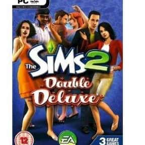 The Sims 2: Double Deluxe is listed (or ranked) 15 on the list The Best Life Simulation Games of All Time